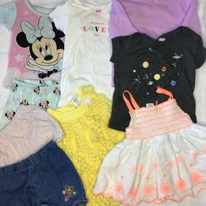 Girls 24mo Clothing Lot